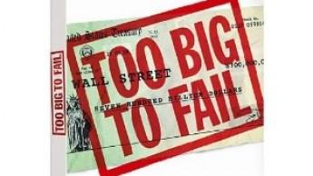 Too big to fail DVD