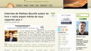 """Blog """"Un avenir plus riche"""""""