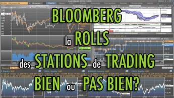 Bloomberg, la Rolls des stations de trading: utile ou pas?