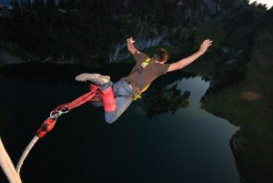 bungee jumping stop loss