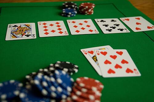 La quatrième méthode pour gagner de l'argent est le jeu