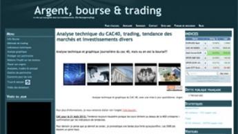 "Blog ""Mon argent trading"""