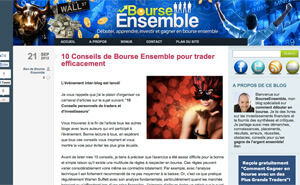 Bourse Ensemble