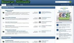 Forum Bourse Attitude