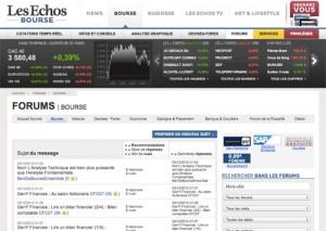 Forum Les Echos