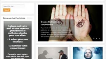 """Blog """"Psychotrade"""""""