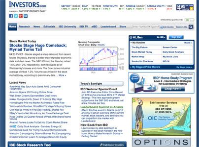 CAN SLIM - www.Investors.com