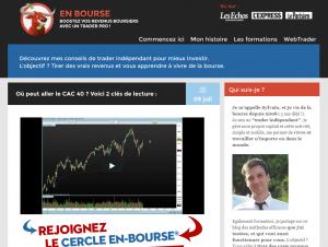 "Blog ""En bourse"""