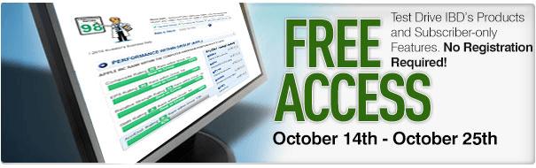 Accès gratuit à IBD