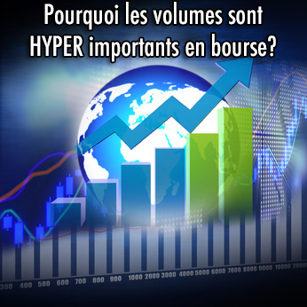 Pourquoi les volumes sont HYPER importants en bourse?