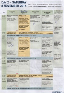 World MoneyShow - Programme du jour 2