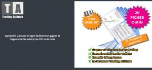 Trading Attitude - 20 fiches outils pour les actions, les CFD ou le Forex