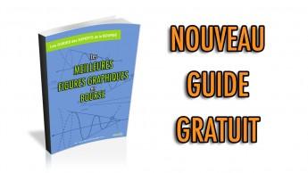 Nouveau guide GRATUIT: Les meilleures figures graphiques en bourse
