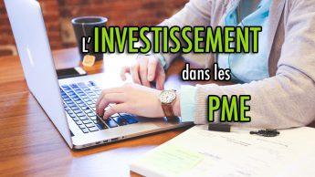 L'investissement dans les PME