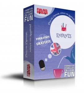 Formation d'anglais en ligne fun et gratuite