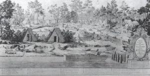 John Law Camp 1720
