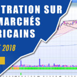 Petite frustration sur les marchés actions américains (Suivi hebdo bourse 24 août 2018)