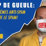 COUP DE GUEULE: les systèmes anti-spam pires que le spam