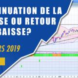 Continuation de la HAUSSE ou retour à la BAISSE? (Suivi hebdo bourse 1er mars 2019)